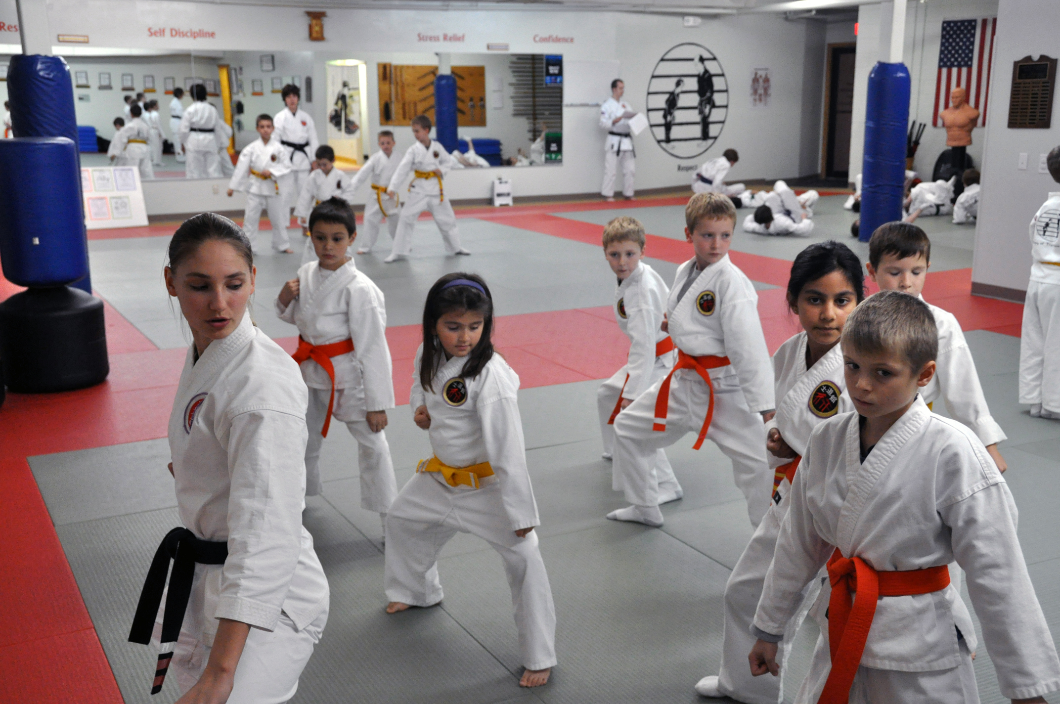 Karate Classes for All Ages - Academy of Traditional Karate