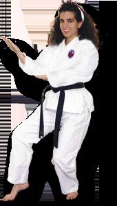 Shidoshi Kristen Keane