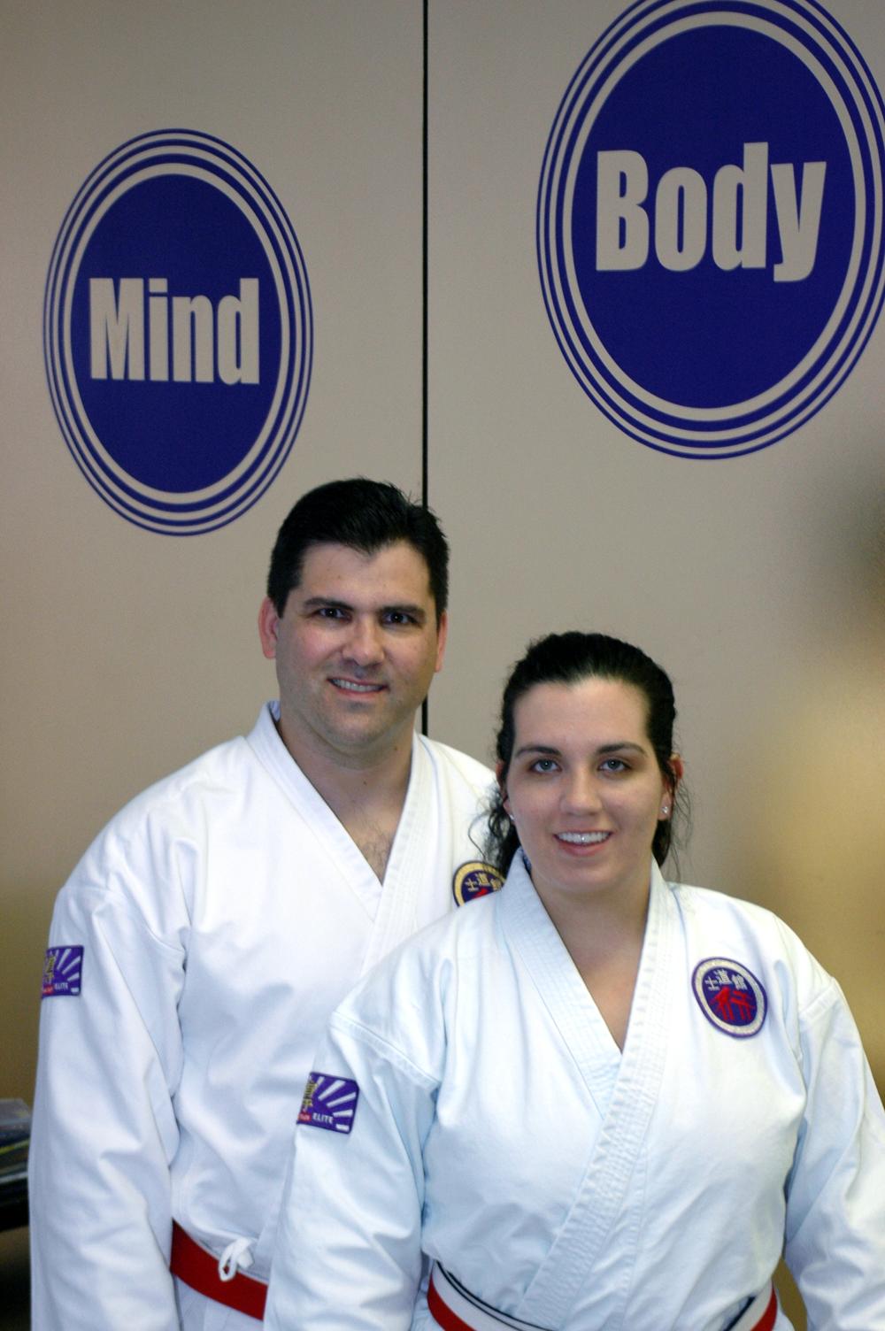 Mind-Body - Kyoshi Todd Keane - Shidoshi Kristen Keane